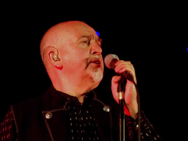 Concerto di Peter Gabriel