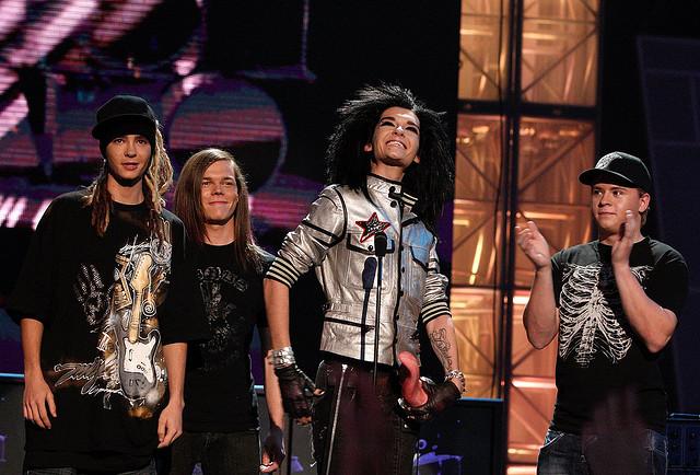 nuovo album dei Tokio Hotel