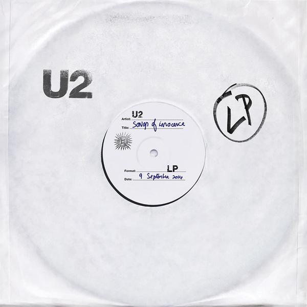 nuovo album degli U2