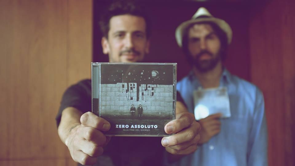 Nuovo album degli Zero Assoluto